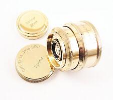CARL ZEISS JENA SONNAR Russian Copy Lens FED ZORKI Leica M39 Camera #2267905