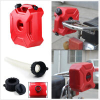 3L Jerry Cans Petrol Fuel Gasoline Oil Gas Plastic Anti-static Anti-ultraviolet