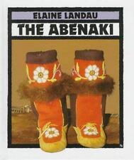 The Abenaki (First Book) by Landau, Elaine