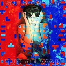 PAUL McCARTNEY TUG OF WAR REMASTERED DIGIPAK CD NEW