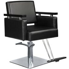 Morgan Salon Barber Beauty Equipment Hydraulic Styling Chair Sc-10Blk