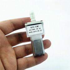 Dc 5v 6v Mini Diaphragm Water Pump Vacuum Oxygen Air Pump For Fish Aquarium Tank