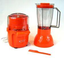 GOURMET MAXX R 68 Küchenmaschine Zerkleinerer Multiboy Standmixer Shaker Orange
