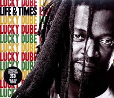 LUCKY DUBE - LIFE & TIMES-ESSENTIAL COLLECTION 2 CD NEW+