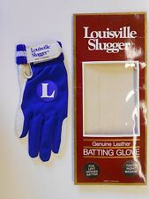 NOS Vtg '90's Louisville Slugger YOUTH Batting Glove Medium (Right)Orig Package