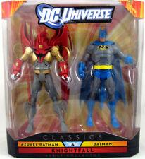 DC Universe 6 Inch Action Figure Knightfall - Azrael Batman & Batman