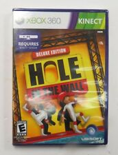 Hole in the Wall -- Deluxe Edition (Microsoft Xbox 360, 2011) GAME
