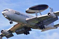 Inflight 200 IFE30417 1/200 la OTAN Boeing E-3A Sentry (707-300) LX-N90452 con Soporte