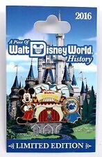 NEW Disney Pin A Piece of Walt Disney World History Mickey's Toontown LE 1500