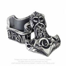 Alchemy GOTHIC Serpiente Serpiente decoración de 3D Caja de almacenamiento de resina