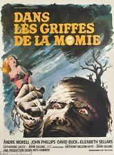 "VINTAGE Horror movie poster A1 CANVAS PRINT  24""X 32"" -D"