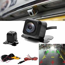 Rearview Camera Waterproof 170° Color HD CMOS Reverse Backup Cam Kit For Car Van