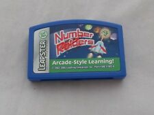 Leapfrog Leapster Learning Game - Number Raiders