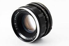 """AS IS"" Minolta Auto Rokkor PF 55mm F/2 MF Lens MD Mount From Japan #1308"