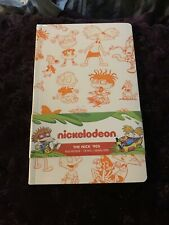 Nickelodeon The Nick 90s Ruled Notebook Rugrats Hey Arnold Rocko's Modern Life