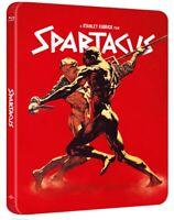 Spartacus Limited Edition Steelbook Blu Ray