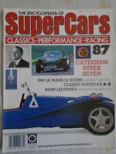 Encyclopedia of Super Cars 87 Caterham Super Seven