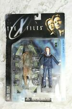 THE X FILES  AGENT DANA SCULLY  Action Figure Toy 1998 McFARLANE Complete TB3