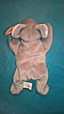 """Ty """"Mel"""" Rat or Mouse Beanie Baby, 1996, Retired, new & clean, very nice"""