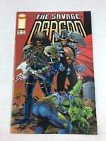 The Savage Dragon No 8 March 1994 Comic Book Image Comics