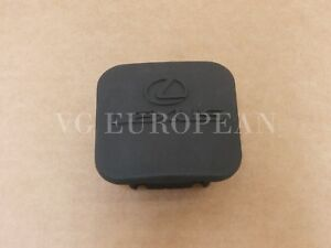 Lexus Genuine LX470 LX570 Tow Hitch Rubber Plug Cover 2in 1998-2016 NEW