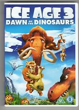 (GU726) Ice Age 3 Dawn Of The Dinosaurs - 2009 DVD