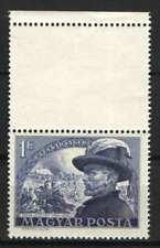 Hungary 1950. Jesef Bem stamp with EMPTY FIELD MNH (**) Michel: 1144