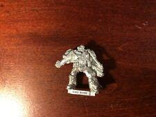 Warhammer 40k Space Marine Sergeant Metal