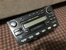 Lexus Is300 OEM Radio Stereo