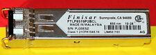 FINISAR FTLF8519P2BCL 1000Base-SX SFP TRANSCEIVER 7xavailable