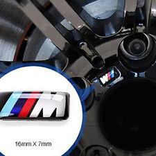 10pcs New Fashion BMW Car M Logo Tire Wheel Resin Badge Emblem  Sticker Decals
