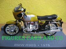 MOTO CLASSIQUE 1/24 BMW R 90 S   MOTORRAD MOTORCYCLE