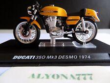 1/24 Ixo DUCATI 350 Mk3 DESMO 1974 Bike Motorcycle 1:24 Altaya / IXO *RARE*