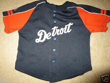 Detroit Tigers MLB Baseball Majestic Jersey Toddler 3T