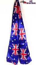 Australia Day Australian National Flag Scarf Costume Fancy Dress Party 13266