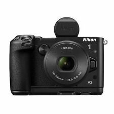 USED Nikon 1 V3 with 10-30mm PD-Zoom Premium kit Black Excellent