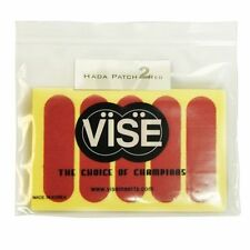 """Vise Bowling Red #2 3/4"""" Hada Patch Tape Pre Cut 50 Pieces"""