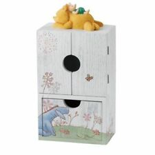 Enesco Classic Pooh and Piglet Chest of Drawers A22911 New Boxed