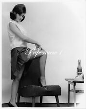 Real Photograph 8x10 Pin Up Harrison Marks Glamour Model Dawn Grayson D97