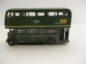 n gauge oxford diecast bus Greenline
