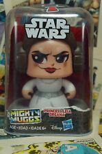 2017 Mighty Muggs Princess Leia Organa Star Wars Action Figure