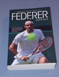Roger Federer Book 'Federer' Author Chris Bowers Tennis Australian Open