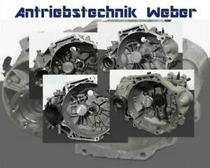 BMW Austauschgetriebe 6-Gang GS6-45BZ
