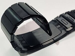 OEM Apple Watch 42/44mm Space Black Bracelet/Band -Stainless Steel- NO RESERVE!