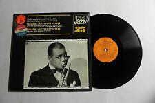 LOUIS ARMSTRONG Adam And Eve Had The Blues LP Aimez Vous 65379 Dutch VG++ 10D