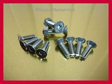 Bmw k1200gt k1200lt k1200rs-v2a tornillos de acero inoxidable tornillos manillar grifo