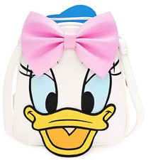 Loungefly Donald and Daisy Duck Double Sided Mini Backpack Standard