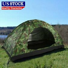 Portable Camping Tents 1 to 4 Person Family Beach Travel Hiking Sun Shade Tents