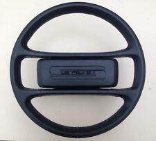 Classic 1980's OEM Fit  Porsche 928S  Retrimmed Black Leather Steering Wheel