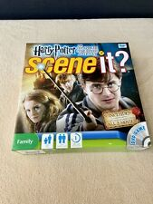 Harry Potter Scene It? Complete Cinematic Journey DVD Family Game/ New In Box